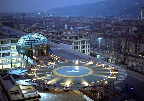 Hotel Torino Zona Lingotto